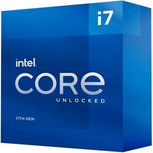 INTEL CORE I7 11700K PROCESSOR