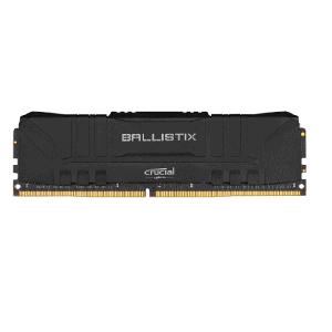 CRUCIAL BALLISTIX 16GB 2666 MHZ DESKTOP RAM (BLACK)