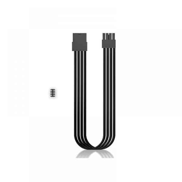 DEEPCOOL EC300 PCIE BLACK CABLE