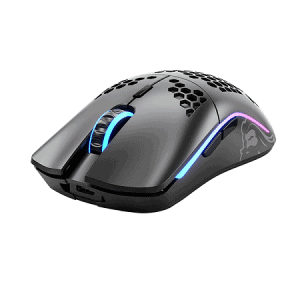 GLORIOUS MODEL O WIRELESS MATTE BLACK GAMING MOUSE