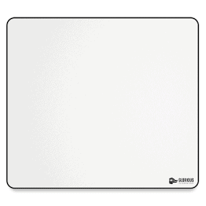GLORIOUS XL GAMING MOUSE PAD WHITE