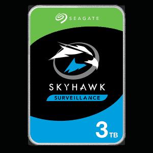 SEAGATE SKYHAWK 3TB ST3000VX009 HDD