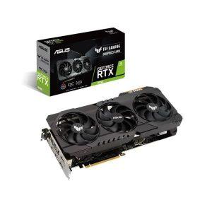ASUS TUF GAMING RTX 3090 OC 24GB DDR6X GRAPHICS CARD