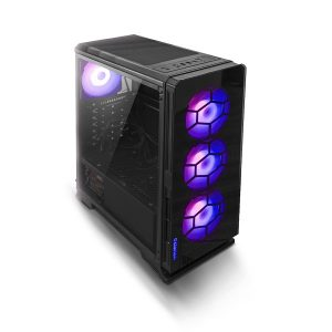 CLARION JM DIAMOND MID TOWER GAMING CABINET