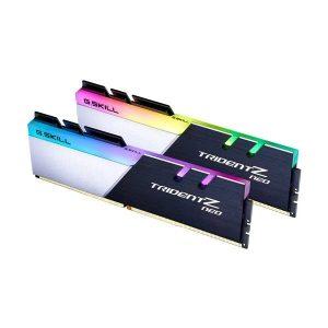 G.SKILL 32GB (16GBX2) DDR4 3600 MHZ TRIDENT Z NEO RGB RAM (F4-3600C16D-32GTZNC)