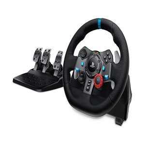 LOGITECH G29 DRIVING FORCE RACING WHEEL FOR XBOX, PLAYSTATION AND PC