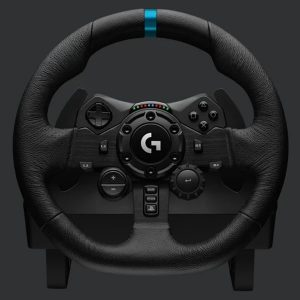 LOGITECH G923 TRUEFORCE RACING WHEEL FOR PLAYSTATION AND PC
