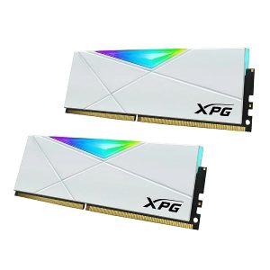 ADATA XPG SPECTRIX D50 RGB 16GB (8GBx2) DDR4 3200MHz WHITE