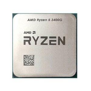 AMD RYZEN 5 3400G OEM PROCESSOR WITH RADEON RX VEGA 11 GRAPHICS