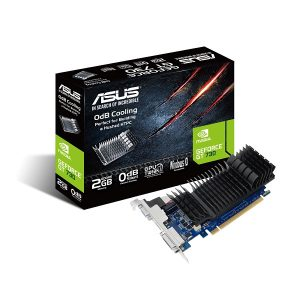 ASUS GT730 LOW PROFILE 2GB GDDR5 GRAPHICS CARD