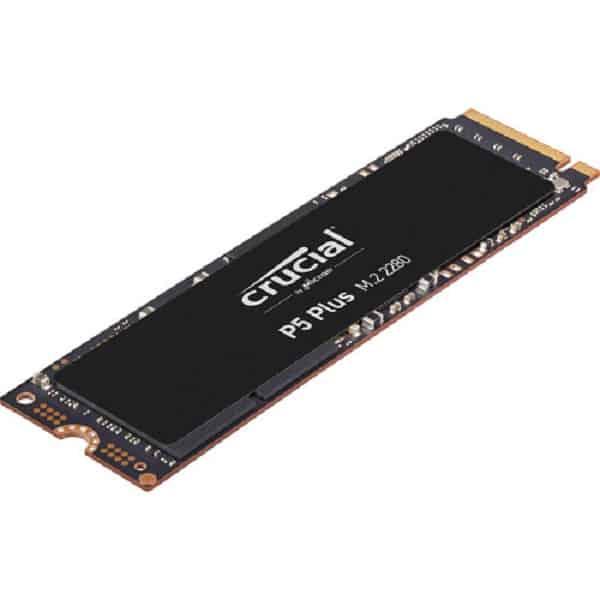 CRUCIAL P5 PLUS 500 PCIe GEN4 NVME SSD