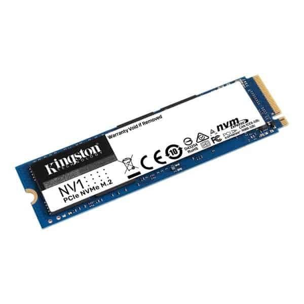 KINGSTON NV1 500GB M.2 NVME SSD