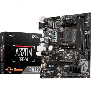 MSI A320M PRO-VH MOTHERBOARD