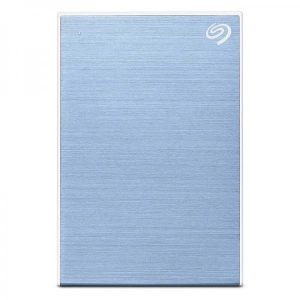 SEAGATE 2TB BACKUP PLUS SLIM (LIGHT BLUE) EXERNAL HARD DISK