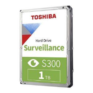 TOSHIBA S300 1TB SATA SURVEILLANCE INTERNAL HARD DISK