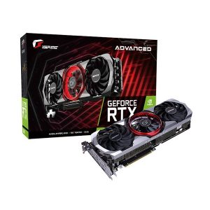 COLORFUL IGAME GEFORCE RTX 3070 ADVANCE OC LHR 8GB GDDR6 GRAPHICS CARD